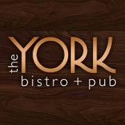 Wednesday Night Live Entertainment at The York Bistro & Pub
